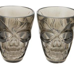 Shotglas Skulls
