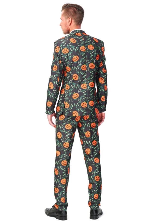 Græskar jakkesæt
